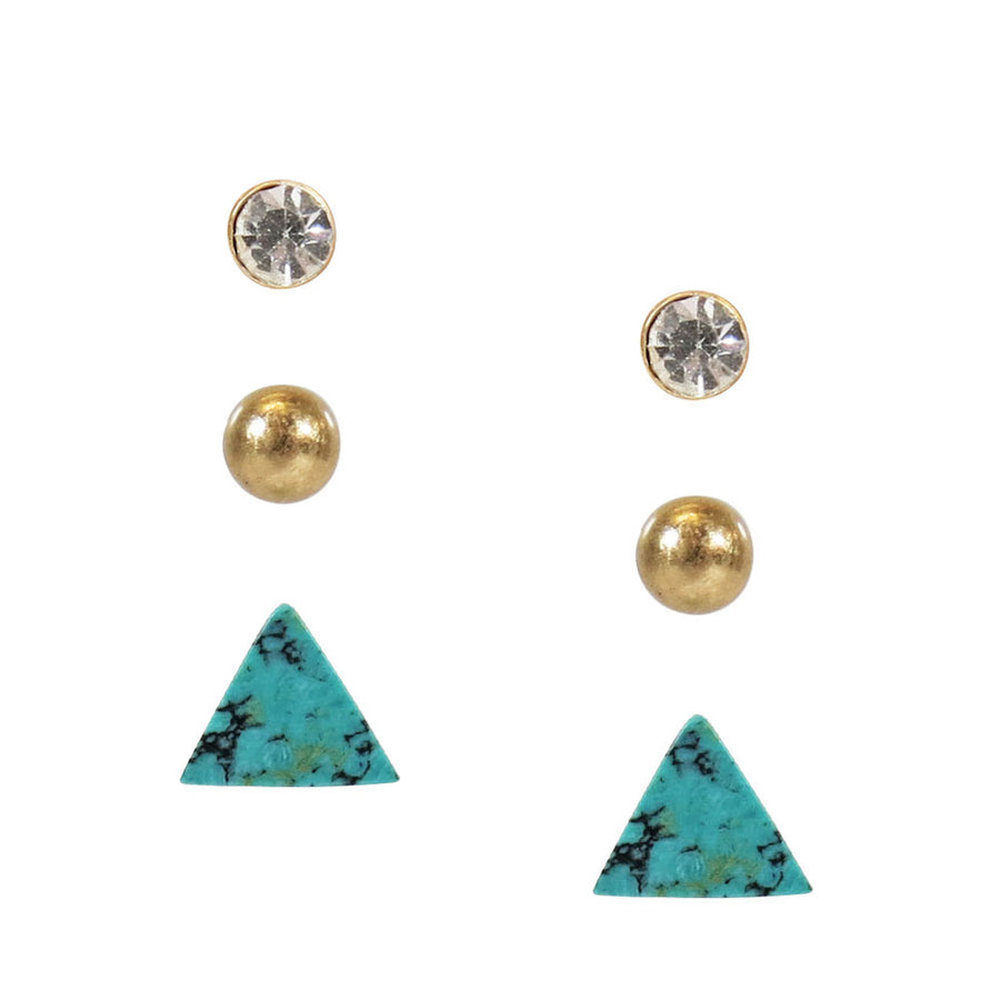 Boho Earrings Set