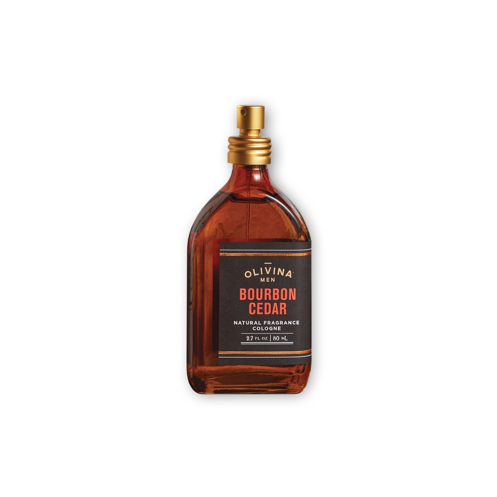 Bourbon Cedar Cologne - 2.7 fl oz with Wood Box