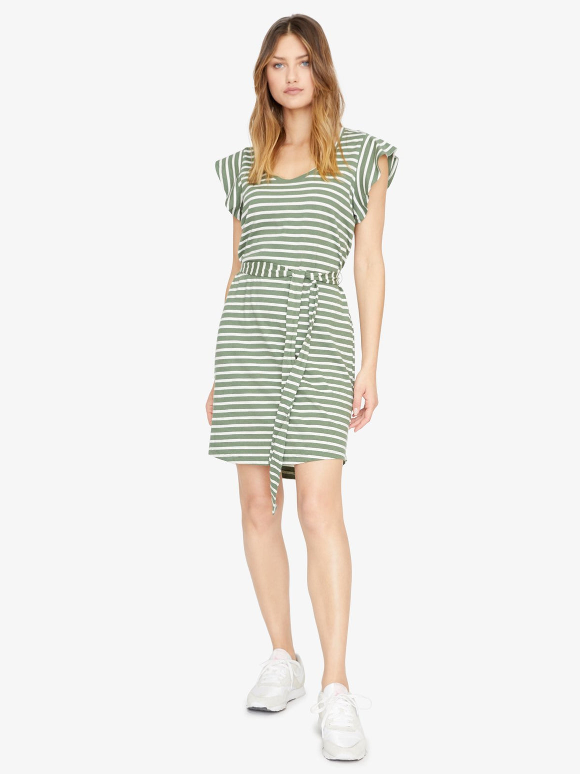 Ruby Scoop T-Shirt Dress