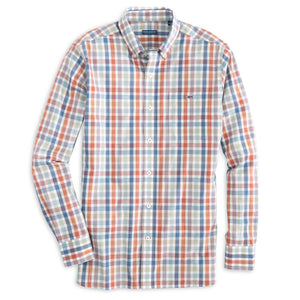 Fish Hippie Curlew Check Shirt