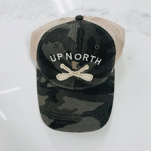 Up North Camo Hat