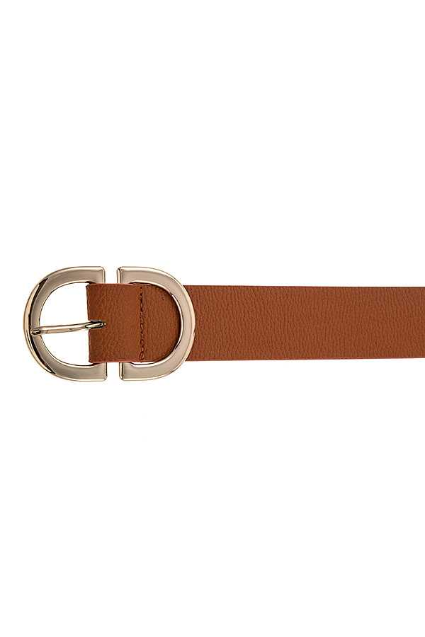 Fashion Faux Leather Belt