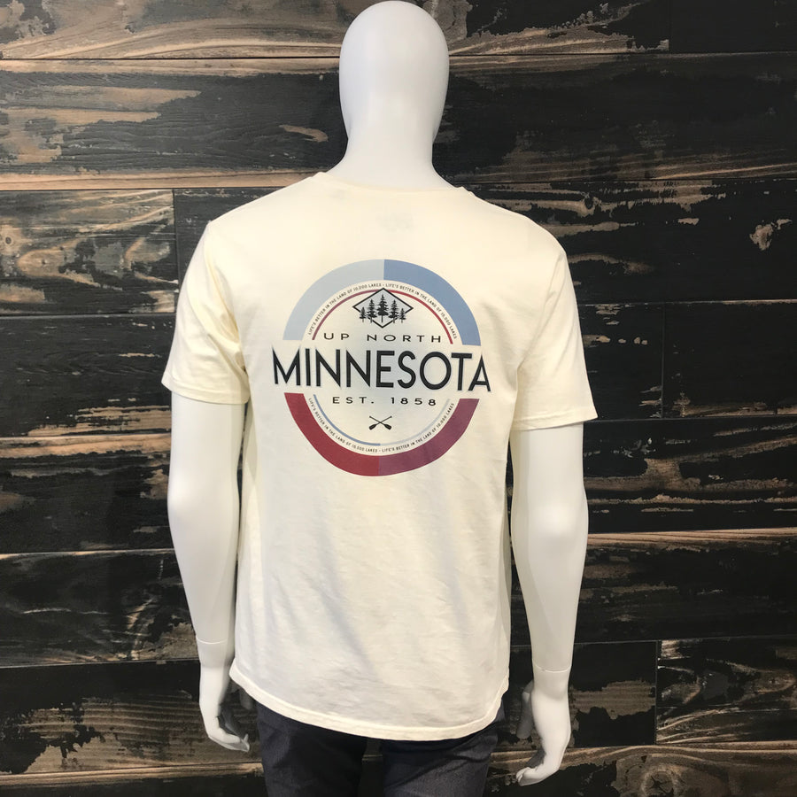 Up North MN Tee