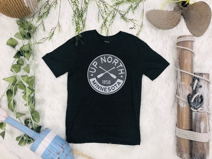 MN Up North Paddle Tee