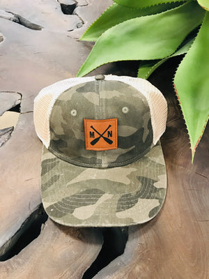 MN Camo Paddle Hat