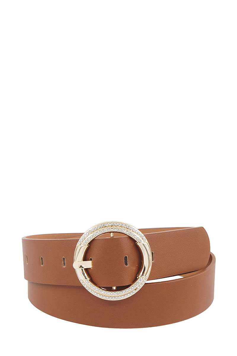 Stylish Buckel Belt