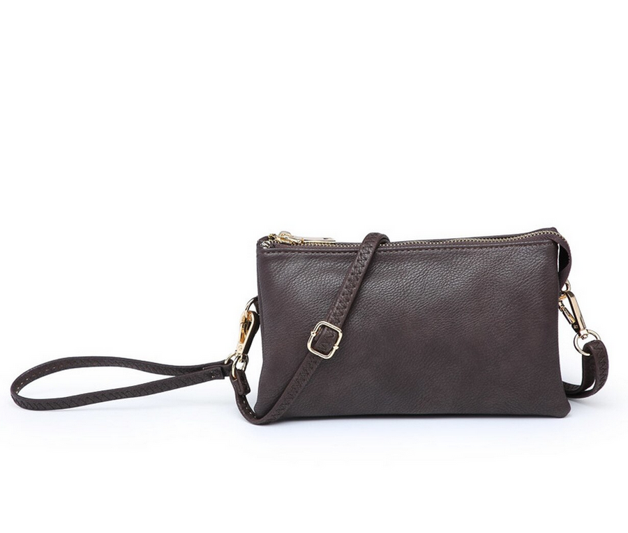 Riley Compartment Wallet/Crossbody