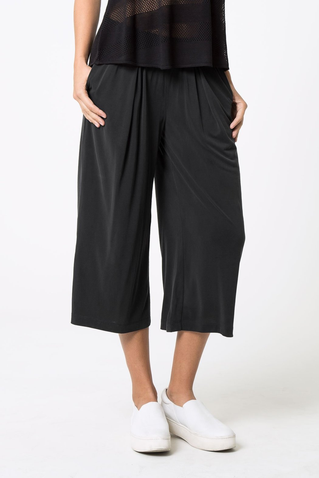 Fringe Luxe Culottes