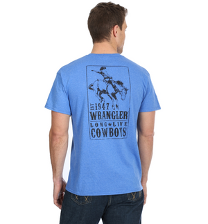 Wrangler Long Live Cowboys Shirt