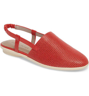 Donald Pliner Maci Perforated Leather Flat