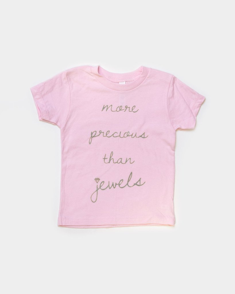 More Precious Than Jewels T-Shirt