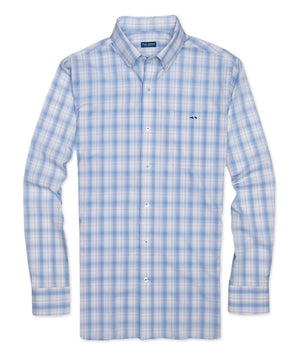 Borderclub Check Buttondown