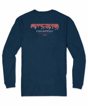 Fish Hippie Higher Elevation Long Sleeve