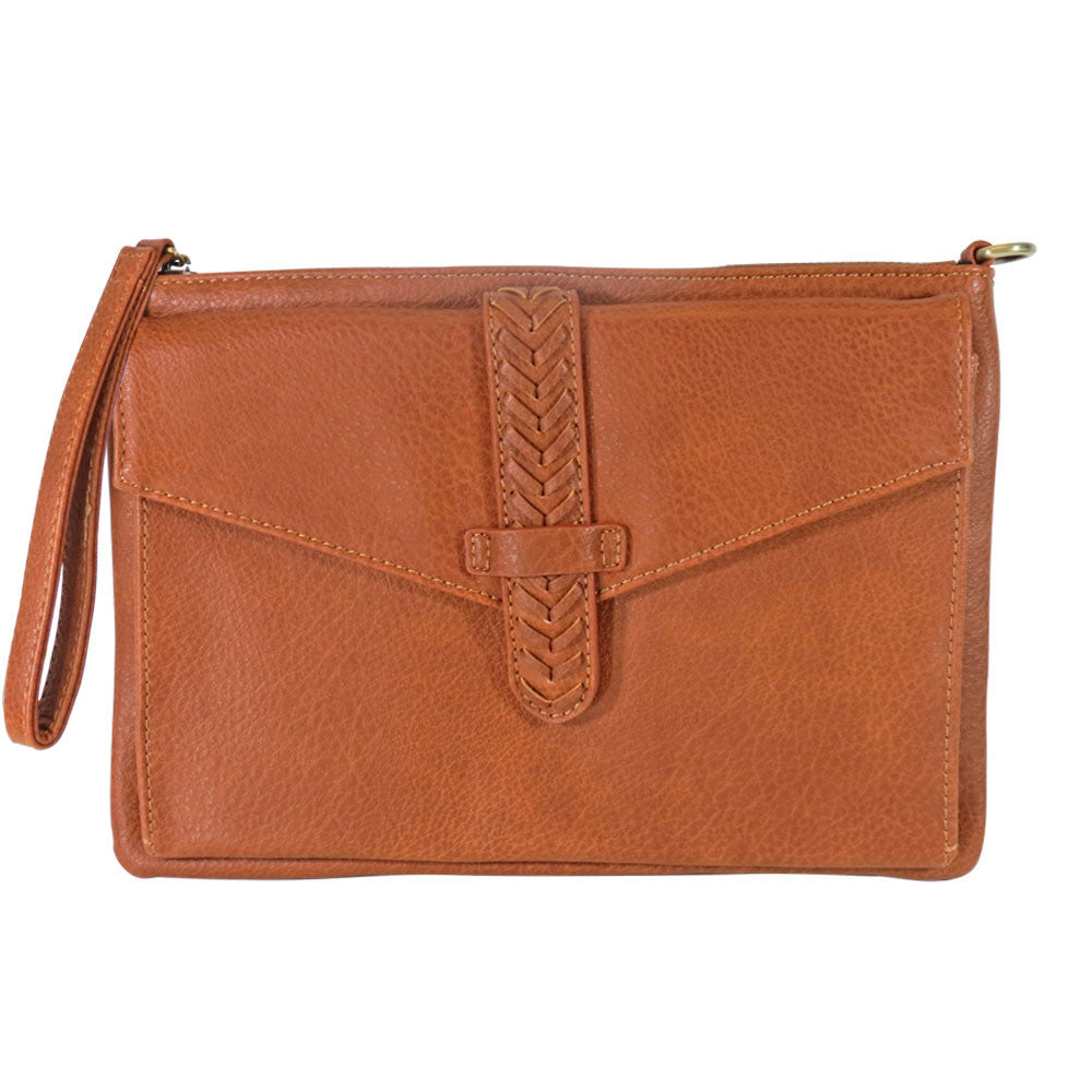 Boho Braided Cluth/Crossbody