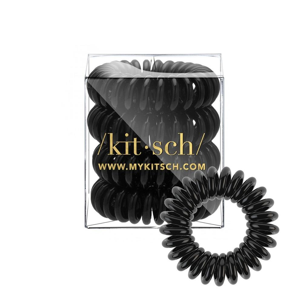 4 Pack Hair Coils