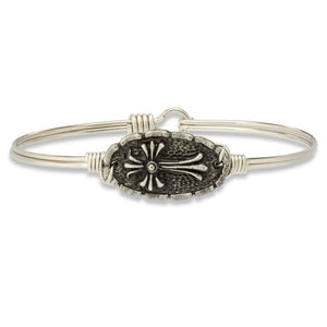 Vintage Cross Bangle