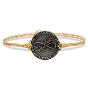 Embrace the Journey Bangle