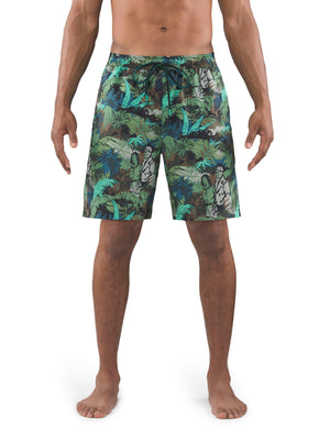 SAXX CannonBall 2in1 Swim Short Long