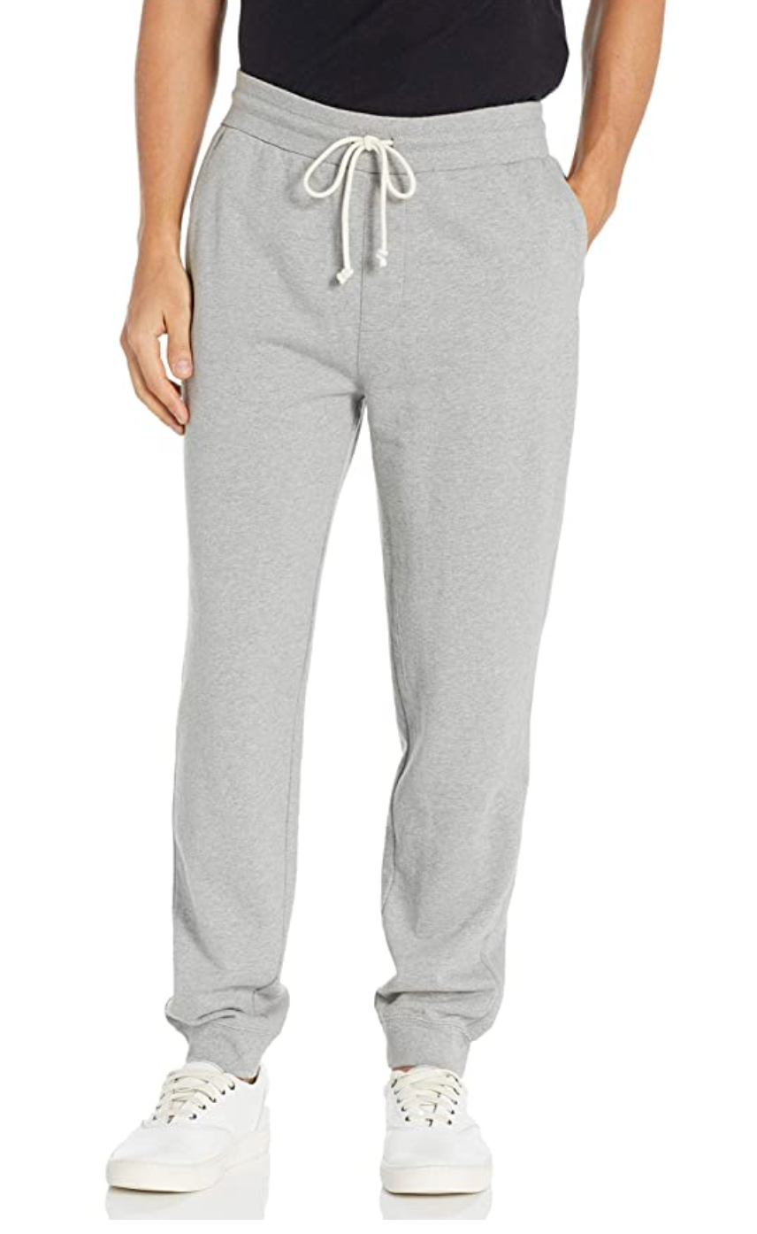 Lucky Brand Sueded Terry Sweatpant