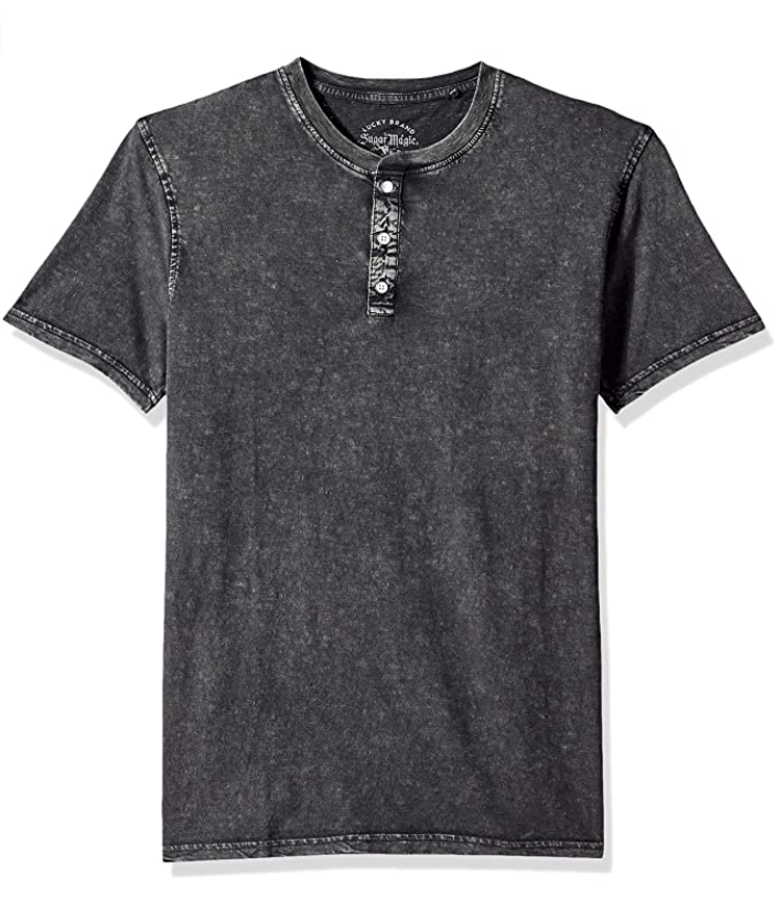 Lucky Brand Sugar Magic Henley