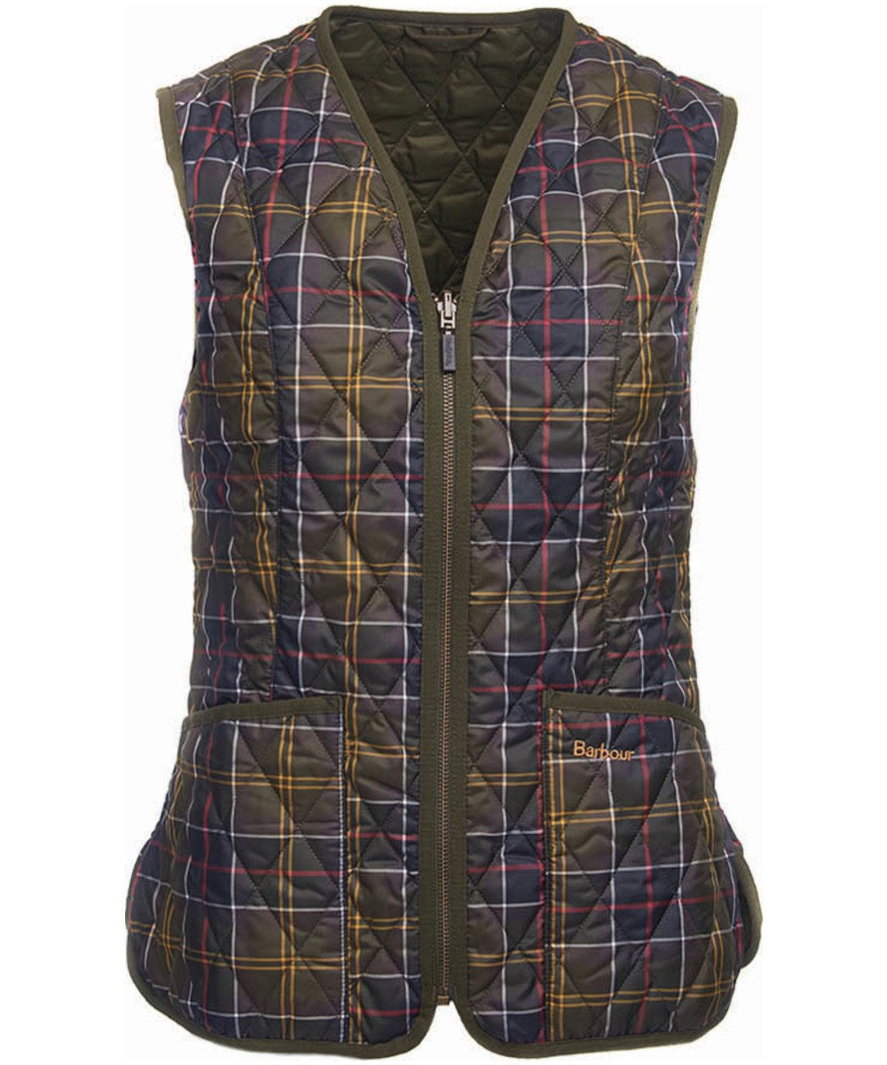 Tartan Betty Vest