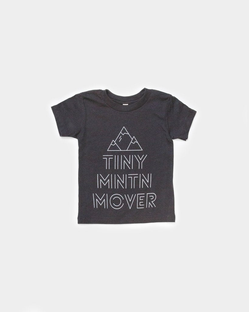 Tiny Mountain Mover T-Shirt