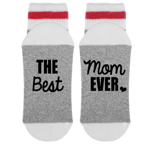 The Best Mom Ever Socks