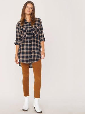 Main St Boyfriend Tunic