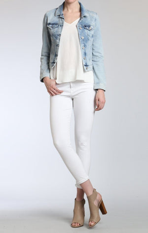 Samantha Denim Jacket