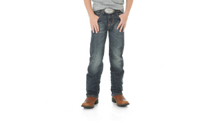 Boys Retro Slim Straight Jean