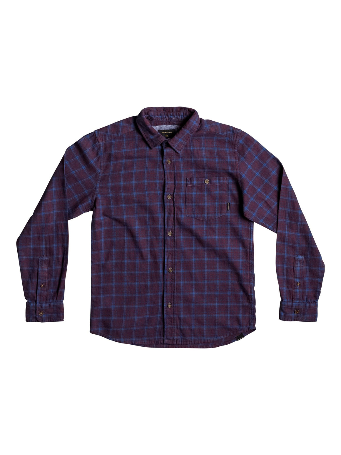 Phaser Plaid Flannel