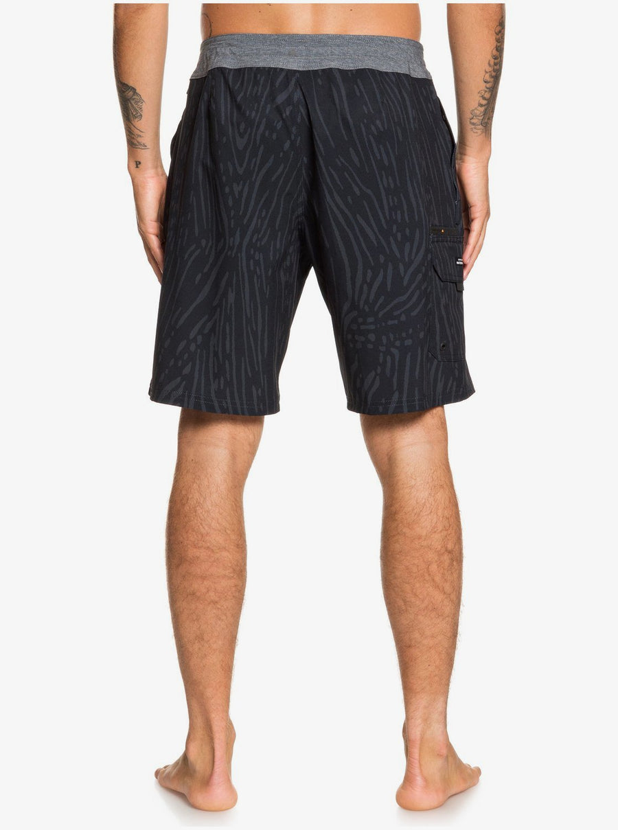 "Quiksilver Waterman Angler Ripples 20"" Beachshorts"