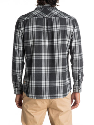 Waterman Moon Tides Flannel Long Sleeve