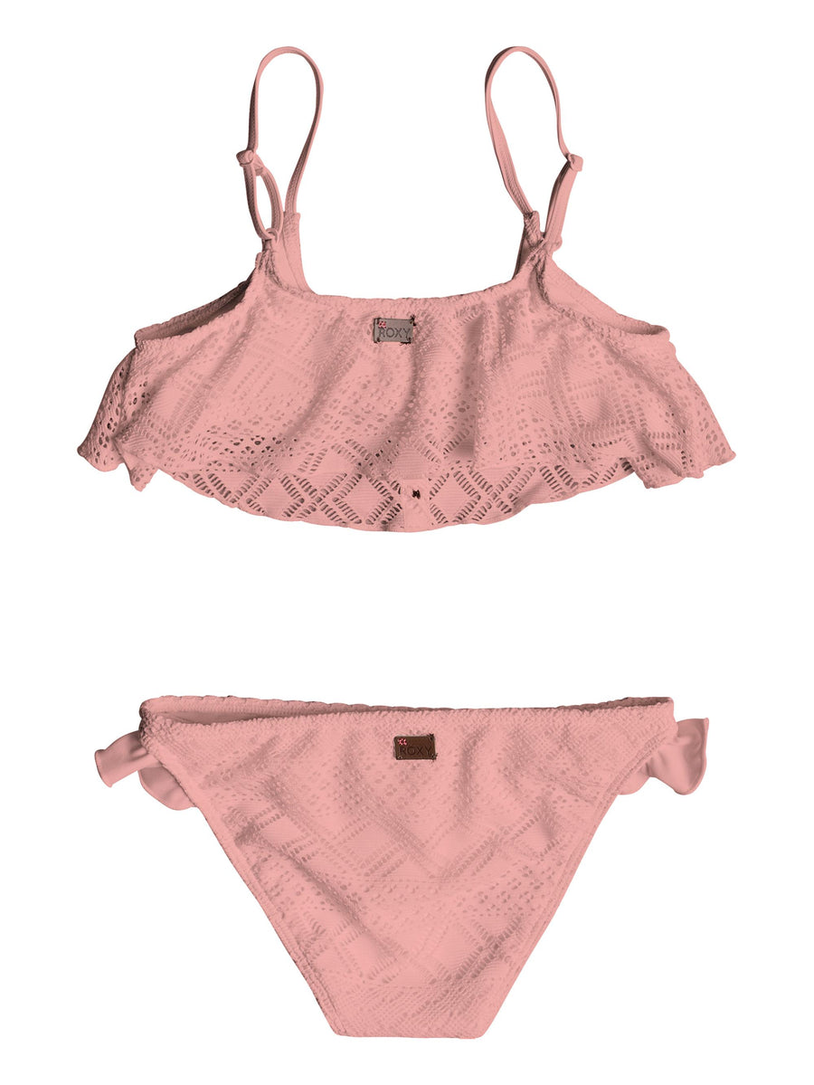 Faded Sun Flutter Bikini Set