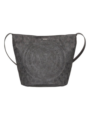 Desert Bloom Faux Leather Purse