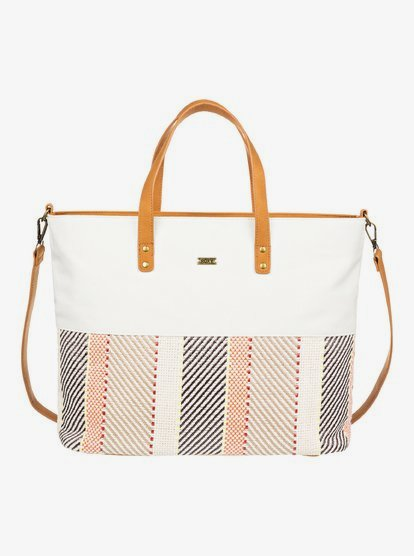 Roxy  Step Back Tote Bag