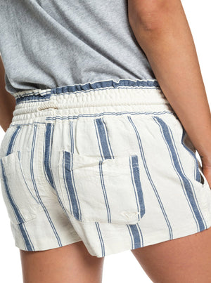 Oceanside Linen Beach Shorts