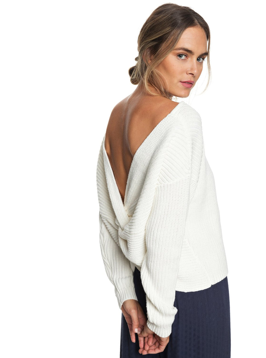 Bamboo Bridge Sweater