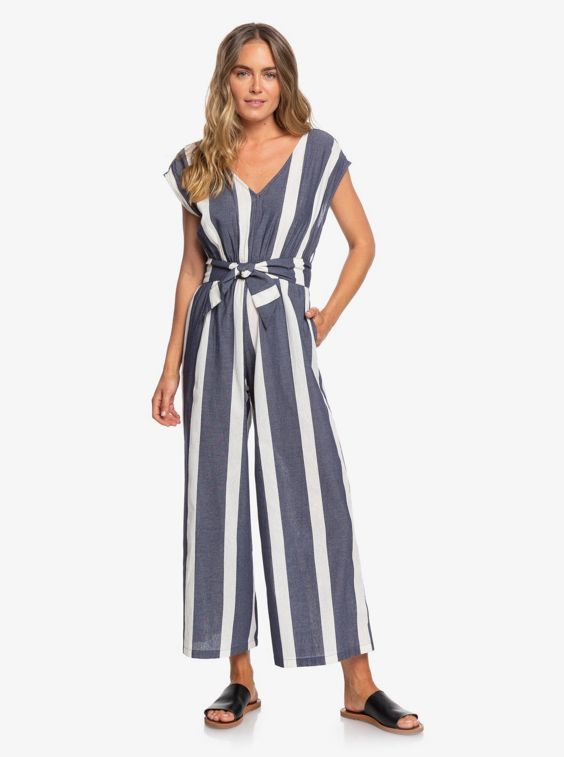 Roxy Same Old Blues Jumpsuit