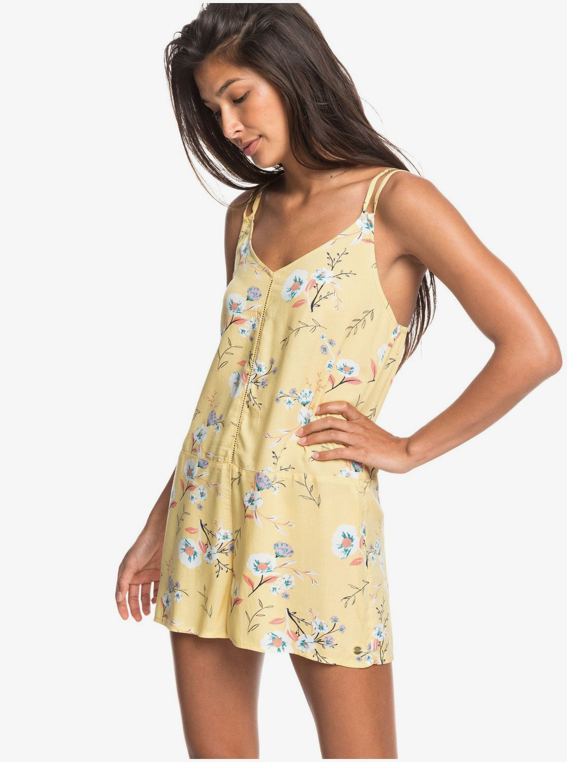 Roxy Blissing Me Strappy Romper