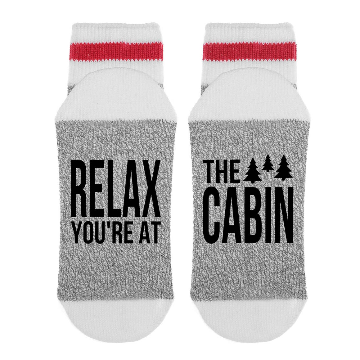 Relax You're at the Cabin