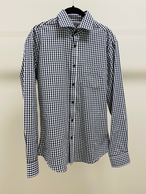 Checkered Dress Shirt