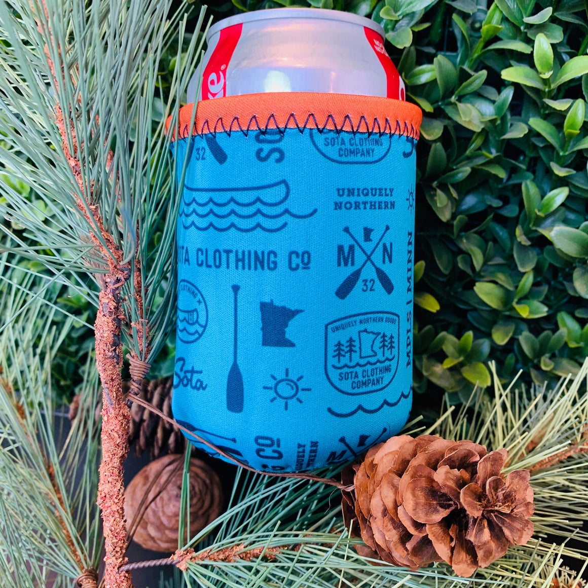 Sota Uniquely Northern Koozie