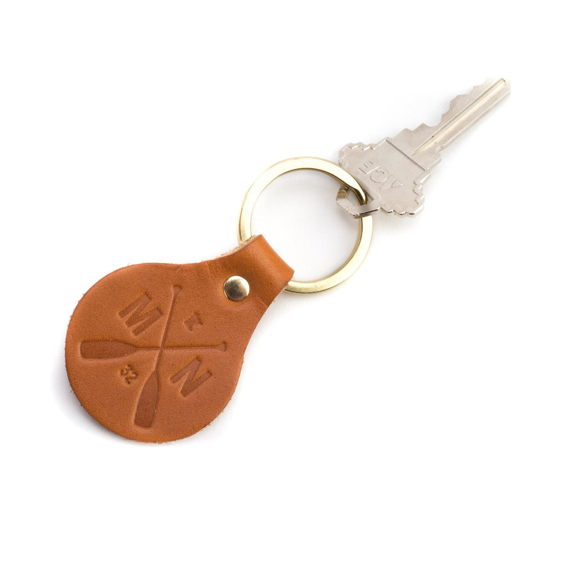Sota Leather Key Fob