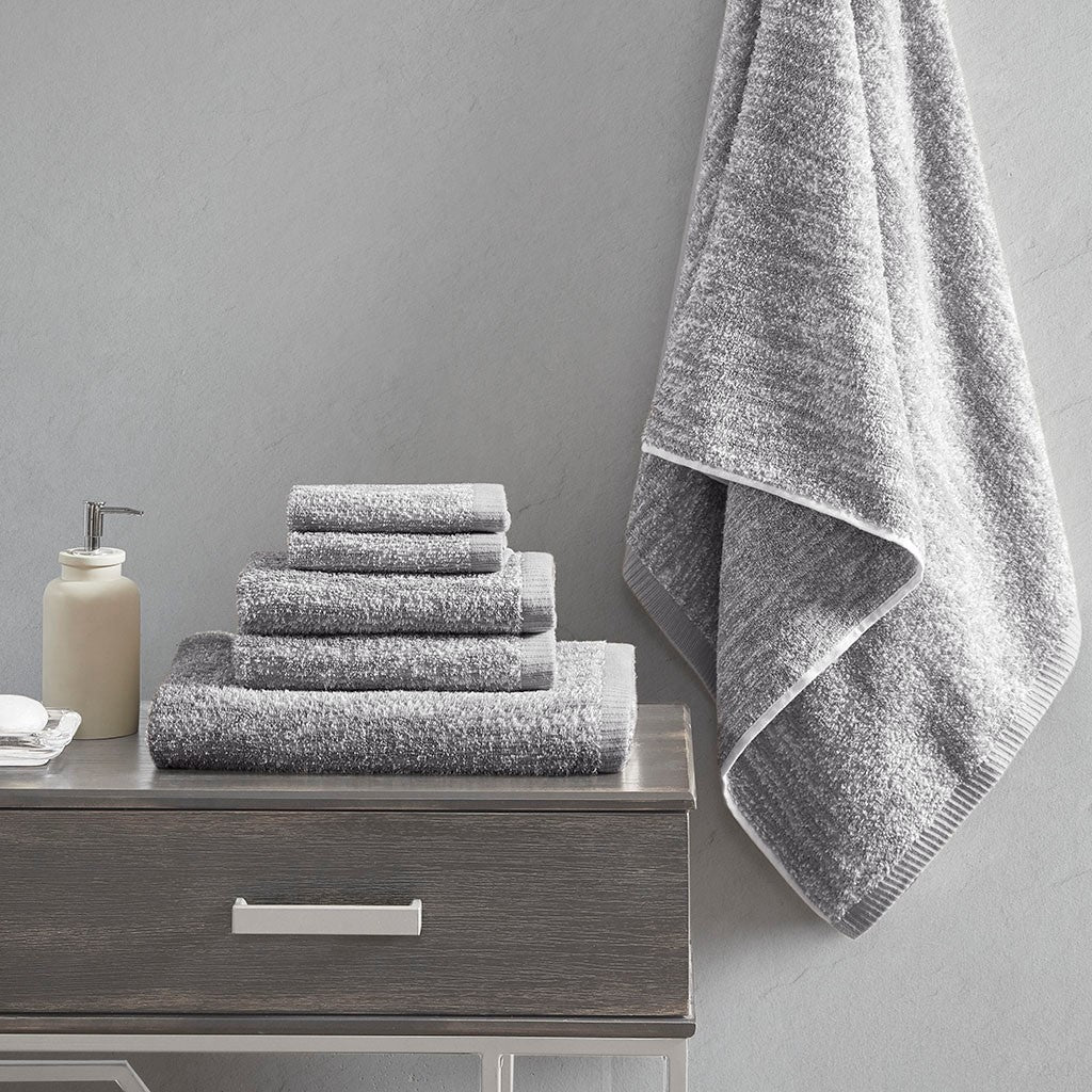 Melange Turkish Cotton Towel Set