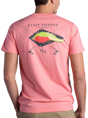 Fish Hippie Proper Fly T-Shirt
