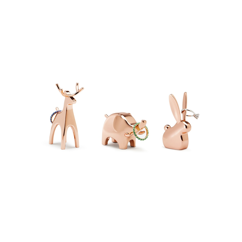 Anigram Ring Holder - Assorted
