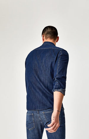 Mavi Rio Deep Brushed Shirt