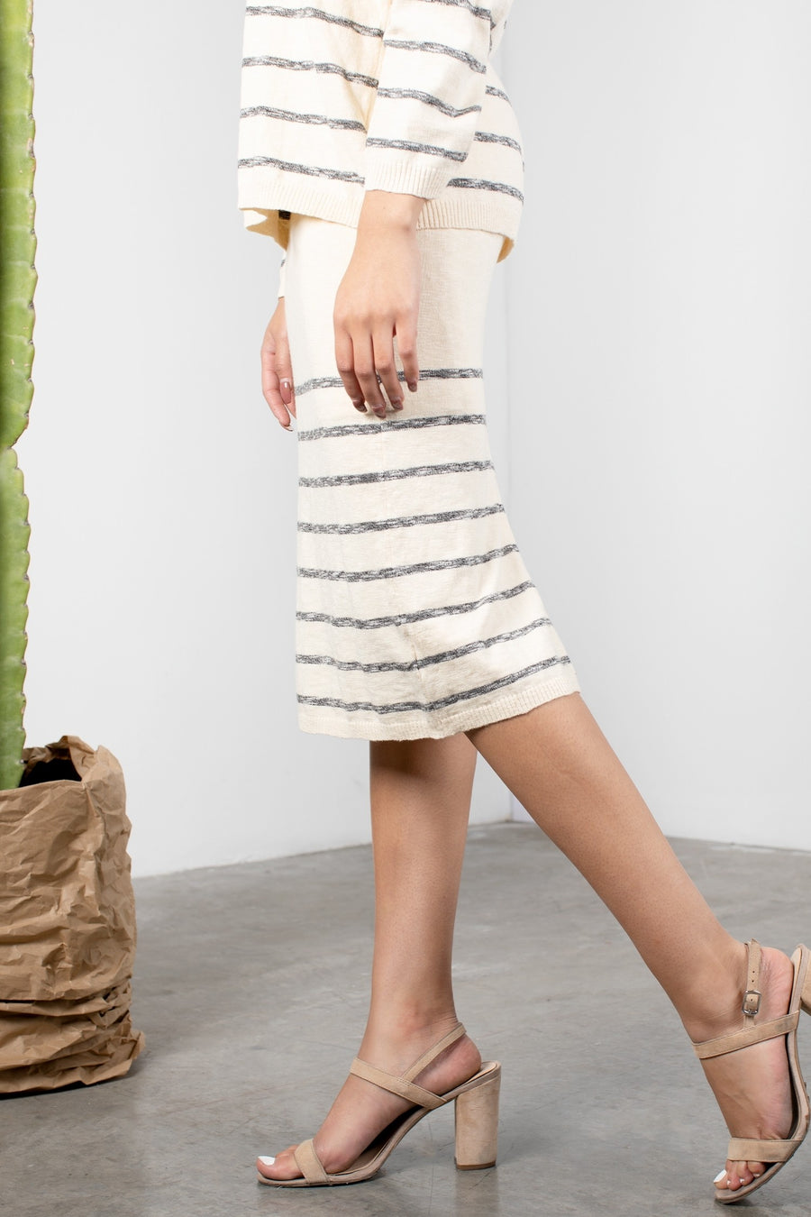 Natalie Knit Skirt
