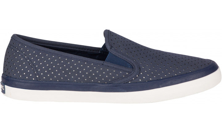 Sperry Seaside Perforated Varsity Sneaker